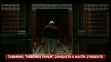 Taormina, Habemus Papam conquista 6 nastri d'argento