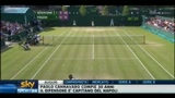 Un thè amaro per gli italiani a Wimbledon