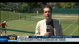 Wimbledon tira il fiato, ma si preparano gli ottavi