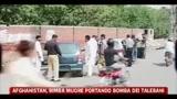 Afghanistan, bimba muore portando bomba dei talebani