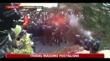 27/06/2011 - Val di Susa, scontri durante il blitz dei No Tav