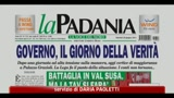 28/06/2011 - Manovra, oggi vertice Berlusconi-Bossi-Tremonti