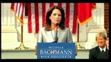 Usa 2012, Bachmann si candida: Obama presidente per un solo mandato