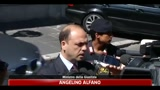 28/06/2011 - Manovra: Alfano, Frattini e Cicchitto