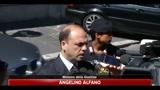 28/06/2011 - Manovra: Alfano, Frattini e Cicchitto