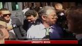 28/06/2011 - Manovra, Bossi: governo a rischio finchè non passa