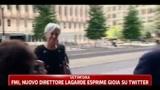 Le tappe di Christine Lagarde