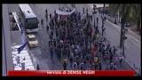 Grecia, ancora proteste contro il piano di austerity