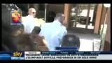 29/06/2011 - Roma, l'addio della famiglia Sensi