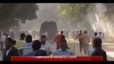 Egitto, al Cairo centinaia di feriti in scontri manifestanti-Polizia