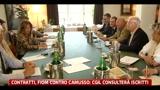 30/06/2011 - Contratti, FIOM contro Camusso: CGIL consulterà iscritti