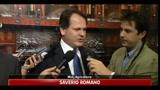 30/06/2011 - Manovra, Romano: UE chiede puntuaità per il 2014