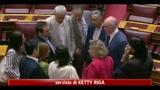 Grecia, iniziato in Parlamento dibattito su misure austerità