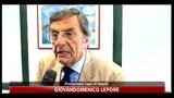 30/06/2011 - il Procuratore Lepore in merito ai sequestri oggi