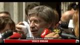 30/06/2011 - Rifiuti, Errani: unica strada credibile è impegno sociale