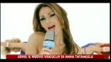 30/06/2011 - Sensi, il nuovo videoclip di Anna Tatangelo