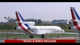 30/06/2011 - Afghanistan, sono a Parigi i due reporter francesi rilasciati dai talebani
