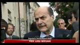 Bersani: manovra attacca stato sociale,  bomba ad orologeria