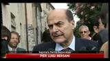 30/06/2011 - Bersani: manovra attacca stato sociale, è bomba ad orologeria