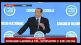 1 - Nomina Alfano segretario PDL: discorso introduttivo Berlusconi