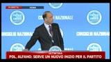 4 - Nomina Alfano segretario PDL: governo ha ottenuto dei grandi risultati