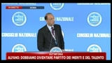 01/07/2011 - 5 - Nomina Alfano segretario PDL: sinistra prigioniera di tre radicalismi