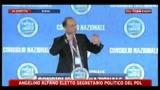 6 - Nomina Alfano segretario PDL: unm eccanismo che preveda regole e sanzioni