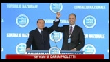 01/07/2011 - PDL, Bersani: Alfano Segretario di Partito o di Premier