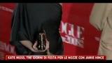 Kate Moss, tre giorni di festa per le nozze con Jamie Hince