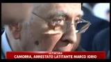 01/07/2011 - Napolitano: il Decreto sui rifiuti  inconcludente