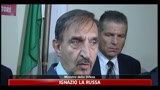 02/07/2011 - La Russa: dolore per la nuova tragedia, l'impegno italiano non cambia