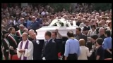 02/07/2011 - Potenza, in migliaia ai funerali di Elisa Claps