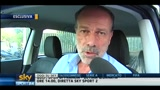 03/07/2011 - Calciomercato Roma, parla il direttore sportivo Sabatini