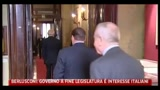 04/07/2011 - Berlusconi, Governo a fine legislatura  interesse degli italiani