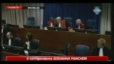 04/07/2011 - TPI, Ratko Mladic espulso dall'aula dopo lite con giudice
