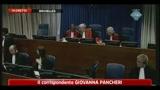 TPI, Ratko Mladic espulso dall'aula dopo lite con giudice