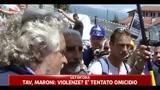 04/07/2011 - Proteste NO TAV, Beppe Grillo: eroe chi protesta pacificamente