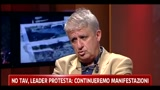 Proteste no Tav, parla Roberto della Seta, senatore Pd