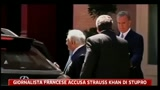 05/07/2011 - Giornalista francese accusa Strauss Kahn di stupro