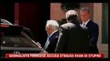 05/07/2011 - Giornalista francese accusa Strauss Kahn di stupro