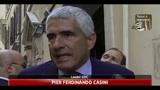 Manovra, Casini: colpisce ancora il ceto medio