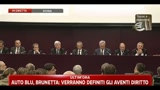 Tremonti e Romani sulla norma salva Fininvest