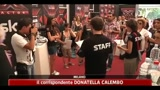 Milano, in coda gi dall'alba per il provino di X Factor