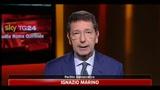 Manovra, Marino (Pd): c'è tassa sulla sanità