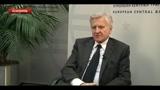 Intervista a Jean-Claude Trichet
