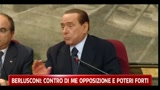 Lodo Mondadori, le parole di Berlusconi e Calderoli