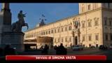 Missioni, Napolitano: no a decisioni o ritiri unilaterali