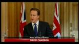 Intercettazioni, Cameron: scandalo disgustoso