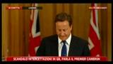 3 - Intercettazioni, Cameron: non ci siamo fatti domande su certi giornali