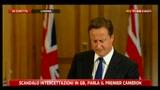 4 - Intercettazioni, Cameron: inchiesta politica